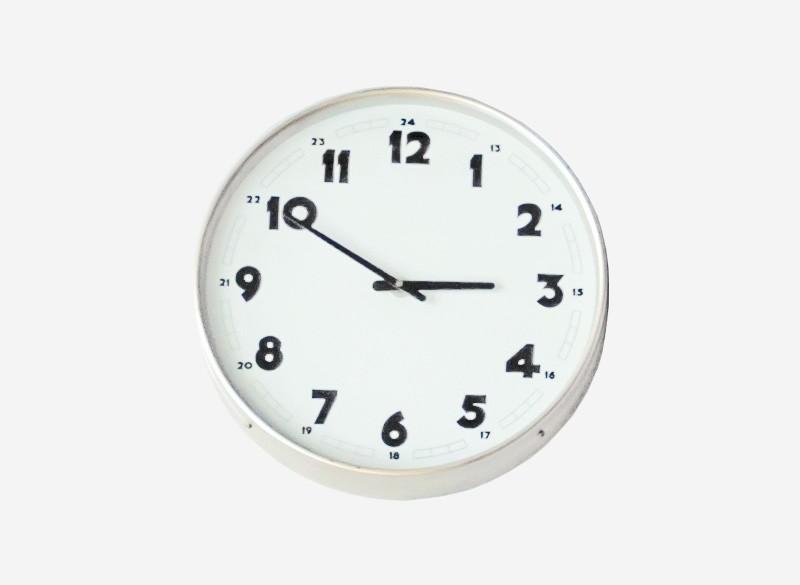Just Clocks
