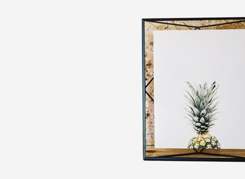 Photo in frame